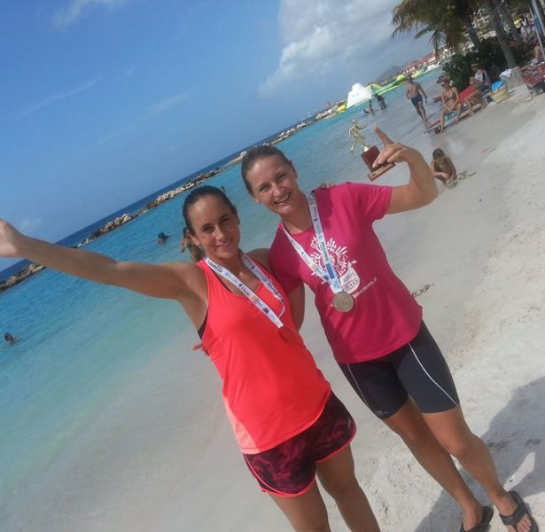 Kelly's eerste marathon