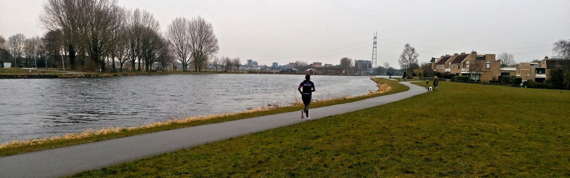 Kelly's eerste marathon: we zijn van start!